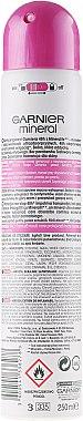 Deospray Antitranspirant - Garnier Mineral Deodorant — Bild N2
