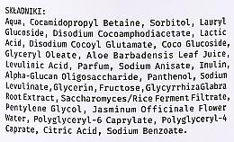 Natürliches Gel für die Intimhygiene mit Aloe und Lakritze - Yope — Bild N2