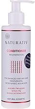 Düfte, Parfümerie und Kosmetik Regenerierende Haarspülung - Naturativ Regeneration Conditioner