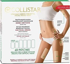 Düfte, Parfümerie und Kosmetik Straffende Körperpads - Collistar Patch-Treatment Reshaping Firming Critical Areas