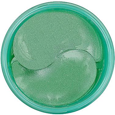 Beruhigende Augenpads mit Aloe-Vera-Extrakt - Holika Holika Aloe Soothing Essence 80% Hydrogel Eye Patch — Bild N2
