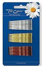 Düfte, Parfümerie und Kosmetik Haarnadeln 23736 silber, gold und bronze 30 St. - Top Choice