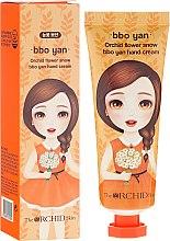 Düfte, Parfümerie und Kosmetik Handcreme gegen Pigmentflecken - The Orchid Skin Orchid Flower Snow Bbo Yan Hand Cream