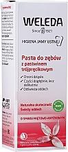 Düfte, Parfümerie und Kosmetik Rathania-Zahncreme - Weleda Rathania-Zahncreme