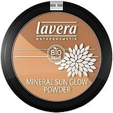 Düfte, Parfümerie und Kosmetik Bronzepuder Duo mit schimmernden Mineralien - Lavera Mineral Sun Glow Powder