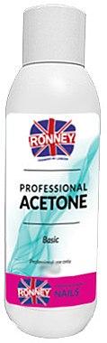 Nagellackentferner - Ronney Professional Acetone Basic — Bild N1