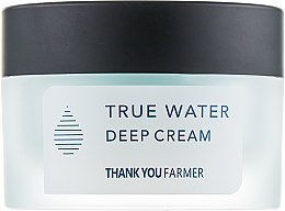 Ultra feuchtigkeitsspendende Gesichtscreme - Thank You Farmer True Water Deep Cream — Bild N2