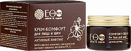 Düfte, Parfümerie und Kosmetik Verjüngende Creme für Gesicht und Hals mit Lifting-Effekt - ECO Laboratorie Face Cream