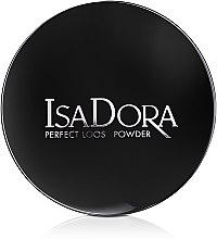 Düfte, Parfümerie und Kosmetik Loser Gesichtspuder - IsaDora Perfect Loose Powder