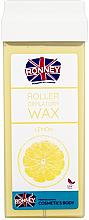 """Düfte, Parfümerie und Kosmetik Enthaarungswachs """"Zitrone"""" - Ronney Wax Cartridge Lemon"""