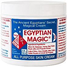 Düfte, Parfümerie und Kosmetik Feuchtigkeitsspendende Allzweck-Hautcreme für Gesicht, Haar und Körper - Egyptian Magic All-Purpose Skin Cream