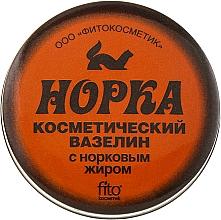 Düfte, Parfümerie und Kosmetik Kosmetische Vaseline mit Nerzöl - Fito Kosmetik