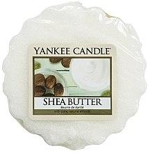 Düfte, Parfümerie und Kosmetik Tart-Duftwachs Shea Butter - Yankee Candle Shea Butter Tarts Wax Melts