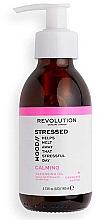 Düfte, Parfümerie und Kosmetik Beruhigendes Gesichtsreinigungsöl für gestresste Haut - Revolution Skincare Stressed Mood Calming Cleansing Oil