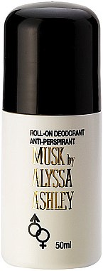 Alyssa Ashley Musk - Deo Roll-on Antitranspirant — Bild N1