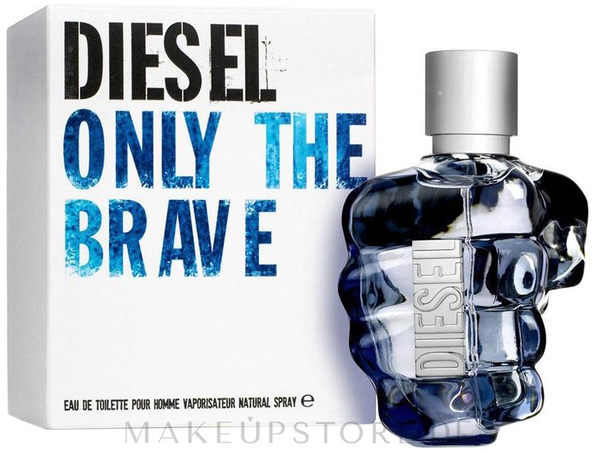 Diesel Only The Brave - Eau de Toilette — Bild 35 ml