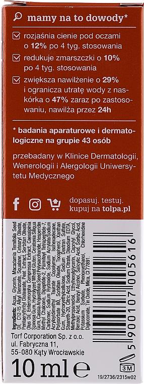 Augenkonturcreme - Tolpa Dermo Face Stimular 40+ Eye Cream — Bild N2