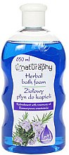 Düfte, Parfümerie und Kosmetik Kräuter-Badeschaum mit Rosmarinöl - Bluxcosmetics Naturaphy Herbal Bath Foam
