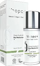 Düfte, Parfümerie und Kosmetik Feuchtigkeitsspendende Tagescreme - Yappco Deep Hydration Moisturizer Day Cream