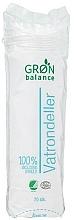 Düfte, Parfümerie und Kosmetik Kosmetische Wattepads 70 St. - Gron Balance