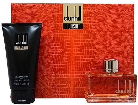 Alfred Dunhill Dunhill Pursuit - Duftset (Eau de Toilette/75ml + After Shave Balsam/150ml) — Bild N1