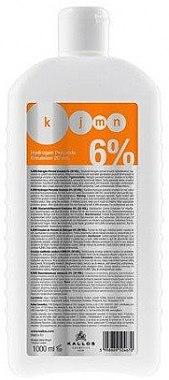 Entwicklerlotion 6% - Kallos Cosmetics KJMN Hydrogen Peroxide Emulsion — Bild N1