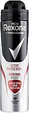 Düfte, Parfümerie und Kosmetik Deospray mit antibakterieller Wirkung - Rexona Men MotionSense Active Shield Anti-Perspirant