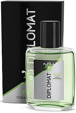 Beruhigendee After Shave Lotion - Astrid Diplomat Fresh Aftershave — Bild N1