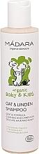 Düfte, Parfümerie und Kosmetik Mildes Shampoo mit Hafer und Lindenblüten - Madara Cosmetics Ecobaby Mild Baby Shampoo