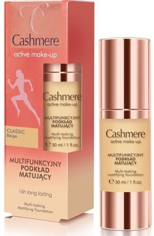 Mattierende Foundation - Dax Cashmere Active Make-Up Mattifying Foundation — Bild N1