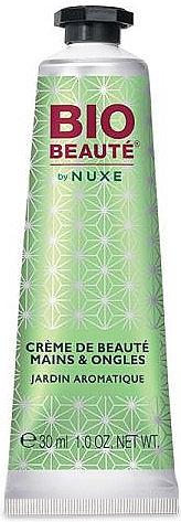 Hand- und Nagelcreme Aromatischer Garten - Nuxe Bio Beaute Hand and Nail Beauty Cream Aromatic Garden — Bild N1