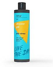 Düfte, Parfümerie und Kosmetik Entspannendes Duschgel mit Extrakt aus grünem Tee - Kili·g Man Anti-Stress Shower Gel
