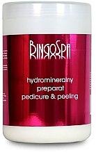 Düfte, Parfümerie und Kosmetik Mineralisches Fußpeeling - BingoSpa Mineral Treatment Pedicure & Peeling