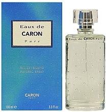 Düfte, Parfümerie und Kosmetik Caron Eaux De Caron Pure - Eau de Toilette