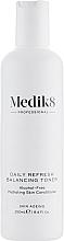 Düfte, Parfümerie und Kosmetik Alkoholfreies feuchtigkeitsspendendes und ausgleichendes Gesichtstonikum - Medik8 Daily Refresh Balancing Toner
