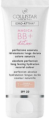 Feuchtigkeitsspendende Detox BB Creme LSF 20 - Collistar Magica BB + Detox SPF20 — Bild N1
