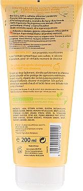 Haarspülung für geschädigtes Haar mit Arganöl und Aprikose - Nature Moi Conditioner — Bild N2