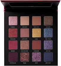 Düfte, Parfümerie und Kosmetik Lidschattenpalette - Milani Gilded Rouge Hyper-Pigmented Eyeshadow Palette