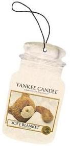 Auto-Lufterfrischer Soft Blanket - Yankee Candle Soft Blanket Car Jar Ultimate