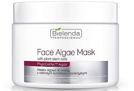 Alginatmaske für das Gesicht mit Vitamin C - Bielenda Professional Face Algae Mask — Bild N1