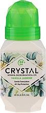 Düfte, Parfümerie und Kosmetik Deo Roll-on - Crystal Essence Deodorant Roll-On Vanila Jasmine