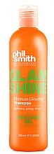 Düfte, Parfümerie und Kosmetik Shampoo mit Avocadoöl für glänzendes Haar - Phil Smith Be Gorgeous Glam Shine Ultimate Glossing Shampoo
