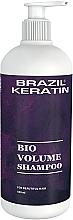 Shampoo mit Keratin für mehr Volumen - Brazil Keratin Bio Volume Shampoo — Bild N6