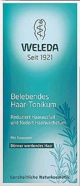 Belebendes Haartonikum gegen Haarausfall mit Rosmarinöl - Weleda Belebendes Haar-Tonikum — Bild N2