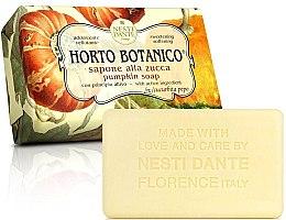 Düfte, Parfümerie und Kosmetik Naturseife Pumpkin - Nesti Dante Softening Soap Horto Botanico Collection