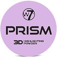 Düfte, Parfümerie und Kosmetik 3D Highlighter-Puder - W7 Prism 3D Highlighting Powder