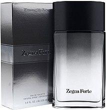 Düfte, Parfümerie und Kosmetik Ermenegildo Zegna Zegne Forte - Eau de Toilette