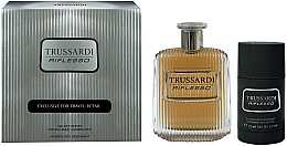 Düfte, Parfümerie und Kosmetik Trussardi Riflesso - Duftset (Eau de Toilette 100ml + Deostick 75ml)