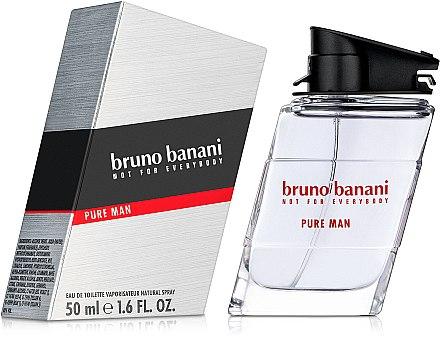 Bruno Banani Pure Man - Eau de Toilette  — Bild N1