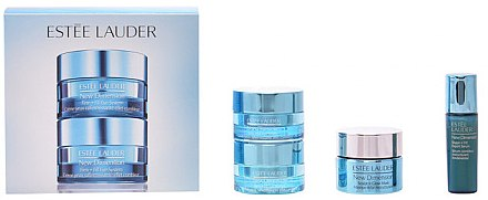 Gesichtspflegeset - Estee Lauder New Dimension Set (Creme/10ml + Serum/7ml + Maske/15ml) — Bild N2